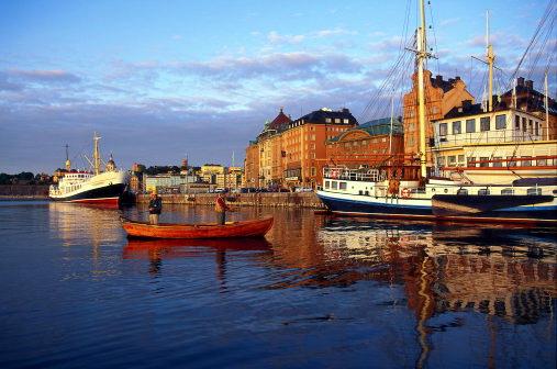 Обзорная экскурсия по Стокгольму и Музей сказок Юнибаккен. Паромная линия Санкт-Петербург-Стокгольм-Таллинн-Санкт-Петербург с апреля 2011 г. Паром Princess Anastasia.
