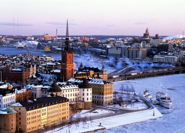 Naparome.ru / Stockholm