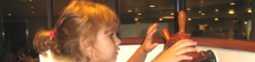 Детская игровая комната на пароме Princess Maria. Паромная линия Хельсинки-Санкт-Петербург. Билеты на паромы на сайте www.naparome.ru