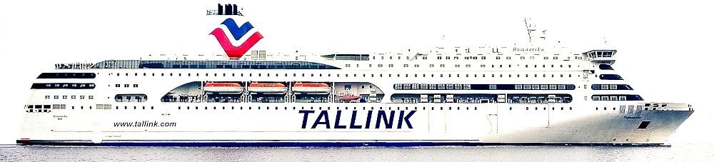 Паромная компания Tallink Silja Oy. Паром Balic princess. Принцесса Балтики.