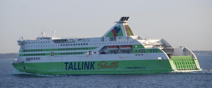 NAPAROME.RU / Паром MS Star. Описание парома. Линия Helsinki-Tallinn