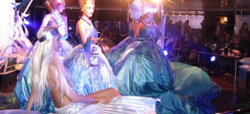 Шоу программа на Пароме Принцесса Мария. Санкт-Петербург-Хельсинки.