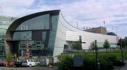 Музей современного искусства «Киасма» (Kiasma)