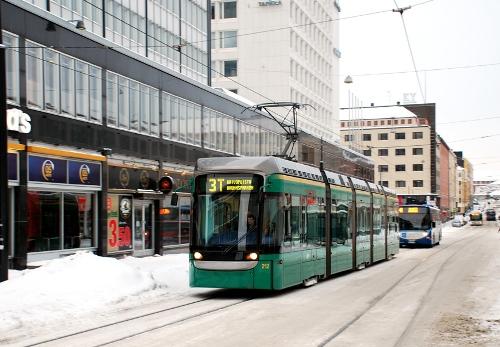 Трамвай 3T