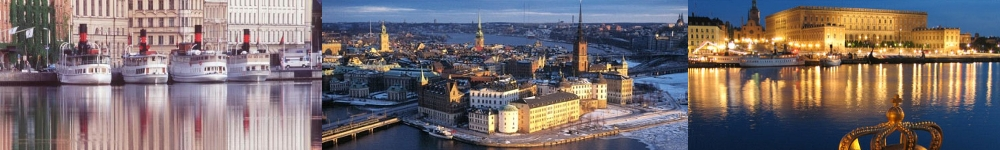Обзорная экскурсия в Стокгольме, предлогаемая компанией Tallink Silja. Круиз в Стокгольм. Экскурсии на русском языке от терминала Tallink Silja.
