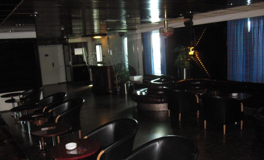 Сигарная комната на Пароме Принцесса Мария. Сайт www.Naparome.ru