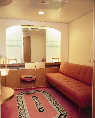Каюта B-Class без окна. Паром Таллинк Виктория. www.NaParome.ru  Tallink Victoria I
