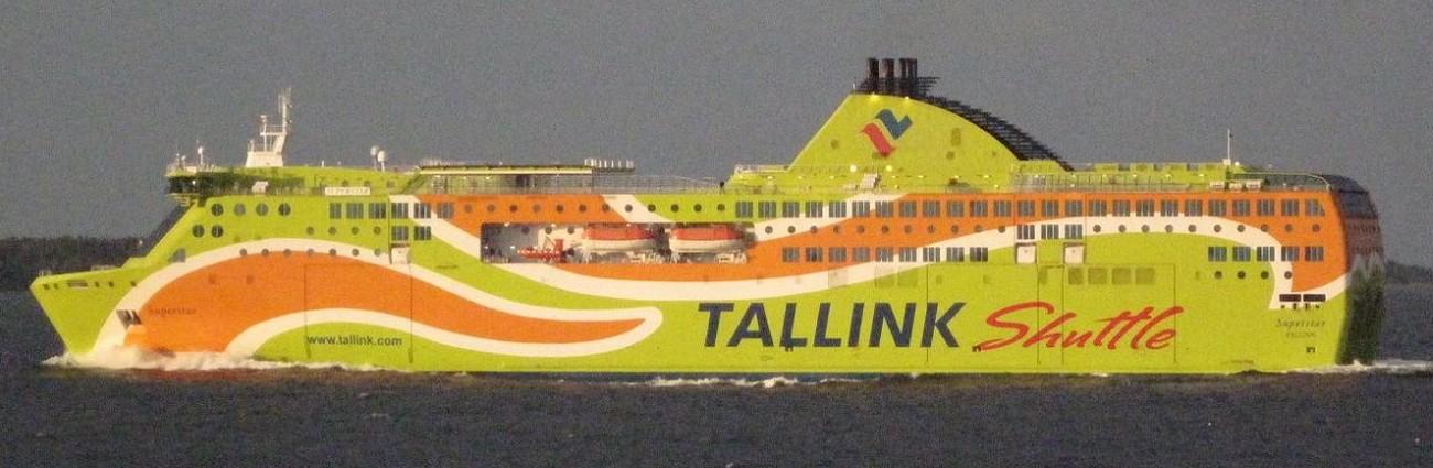 NAPAROME.RU / Паромная компания Tallink Silja. Паром Superstar.
