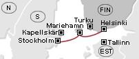 Helsinki-Stockholm. Viking Line. www.NaParome.ru